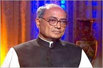 No alliance with AAP: Digvijay Singh
