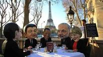 Climate talks start tomorrow: Paris hosts world for the earth