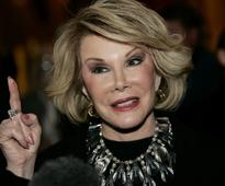 Joan Rivers Death Hoax: Comedian 'Resting Comfortably', Says Daughter