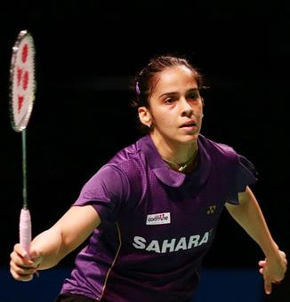 Saina returns to world's top 5, says priority is to play for India