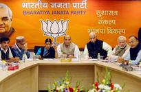Fissures in BJP over candidate selection