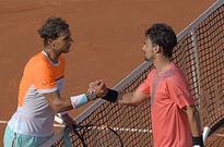 Nadals season shaky but Federer says still tough to beat Spaniard at French Open