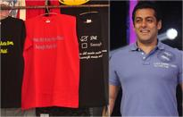 Salman Khan's Kick dialogue on T-shirts!