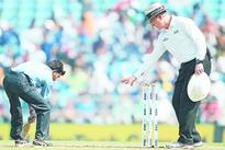 Nagpur wicket is rated poor by Match Referee