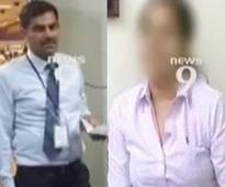 IGI official suspended for 'harassing' woman