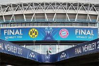 Wembley stages first all-German final