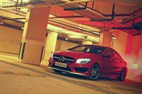 2014 Mercedes-Benz CLA 45 AMG launched in India at Rs 68.50 lakh