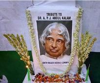 Kalam's body arrives in his hometown Rameswaram