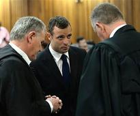 Pistorius told me 'everything is fine': Security Gaurd