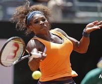 Italian Open: Serena Williams reaches final