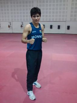 World Women's Boxing Championship: Sonia settles for silver