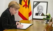 Germany's von Weizsaecker, president at unification, dies at 94