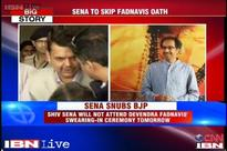 BJP humiliated us by not offering any berths, will boycott Maharashtra CM's swearing-in: Shiv Sena