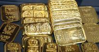 Gold price falls due to weak global trend