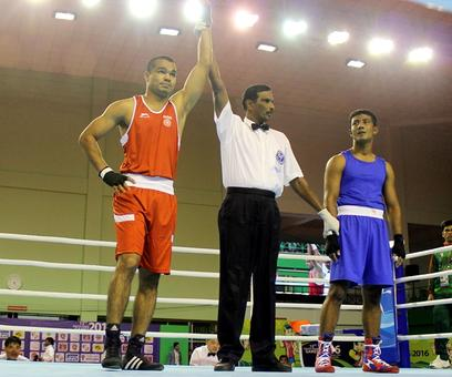SAG: Boxers join shooters in gold-hunt, India's medal tally soars