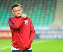 World Cup Qualifiers: Wayne Rooney left out of England squad for Scotland clash