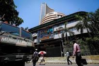 BSE Sensex falls around 200 points; Wipro plunges