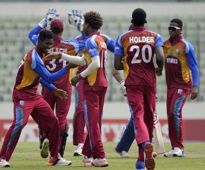 West Indies stun India to win maiden U-19 World Cup