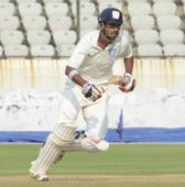 Rahul 168* hands South Zone lead