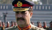 Terrorists using social media very effectively: Raheel Sharif