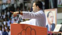 'Save The Constitution': Country may burn, but Modi only interested in becoming PM again, says Rahul Gandhi