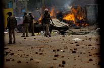 East Delhi's Trilokpuri simmers for 24 hrs, 13 hurt in riots