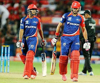 IPL: Upbeat Daredevils face rampaging Knight Riders