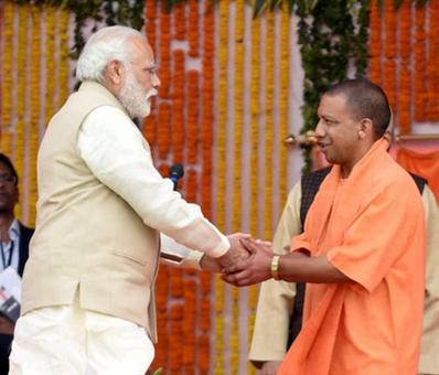 Seek no favours from Yogi Adityanath, PM tells UP MPs