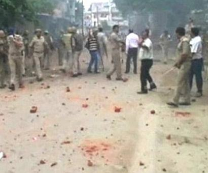 Curfew in Saharanpur after violent clashes, shops gutted