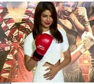 Five strange moments that happened at the Mary Kom trailer launch