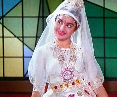 Asha Parekh's connection with Rani Mukerji's father