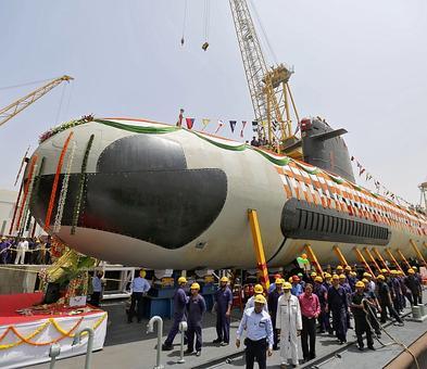 Scorpene submarine leak NOT from India, says govt
