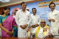 Absence of national party no setback: Karunanidhi