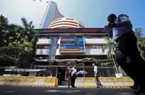 Sensex touches 22,000 again in early trade