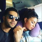 Check out Varun Dhawan shares picture of sleeping child Jacqueline Fernandez