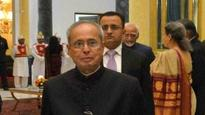 India, China should resolve issues through political acumen:Prez