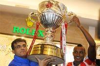 Champions Atletico de Kolkata return to hero's welcome