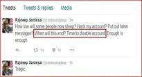Finally, Twitter trolls got to @sardesairajdeep