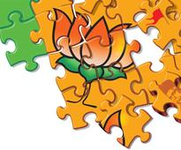Infighting plagues BJP, candidate list delayed