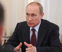 Vladimir Putin risks upstaging talks on defusing Ukraine crisis