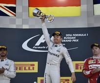 Russian GP: Nico Rosberg records seventh straight win ...