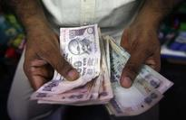 Rupee weakens as state-run banks buy dlrs; euro fall weighs