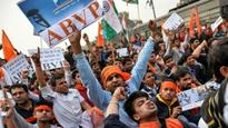 Nationalism debate, sedition row to top ABVP agenda for DU polls