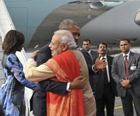 What Can A Handshake Say About Modi?