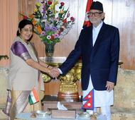 Swaraj trip sets tone for Modi visit: Nepal daily