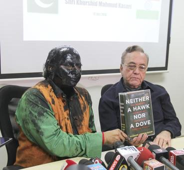 Don't need a lecture, India hits back at Pak over Kasuri row
