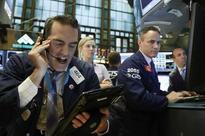 Wall St. closes higher as financials gain