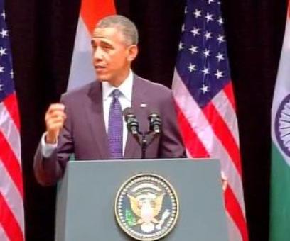 Obama quotes Vivekananda