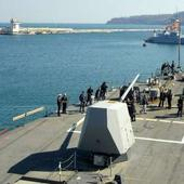 India to begin naval drills with US and Japan in Pacific Ocean
