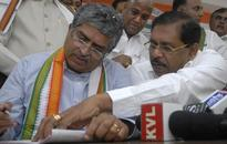 Nilekani joins Congress